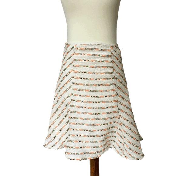 Anthropologie Lucaya Skirt